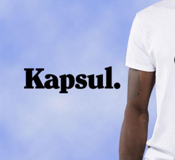 Kapsul – Design textile